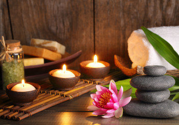 Wellness Spa treatment