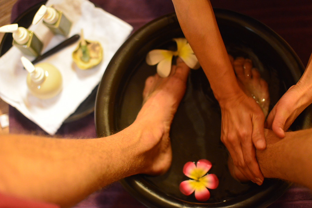 Sala Thai Wellness Fussmassage